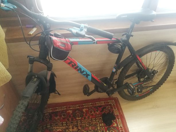 Продам велосипед в отличном состоянии, цепь с замком в комплекте