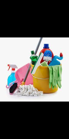 Почистване по домовете и офиси