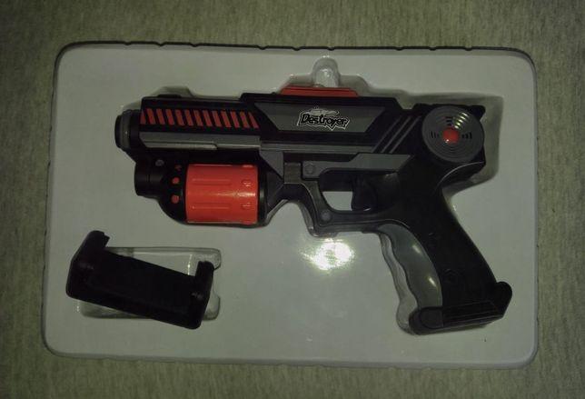 Pistol cu Bluetooth Realitate Augmentata cadou ziua copilului, Iepuras