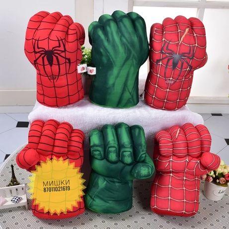 Супергеройские перчатки марвел