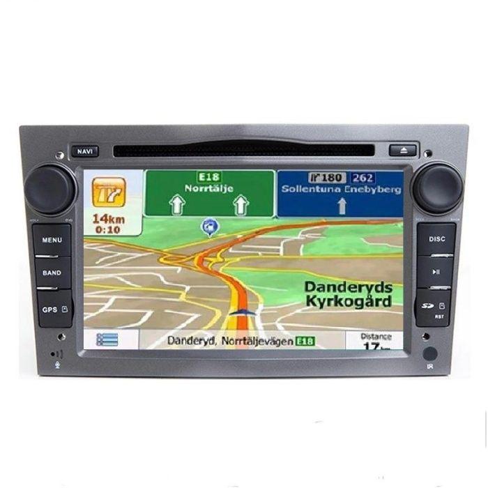 Sistem Navigatie Android Opel Astra H ,Octa-Core,transport+verificare Constanta - imagine 1