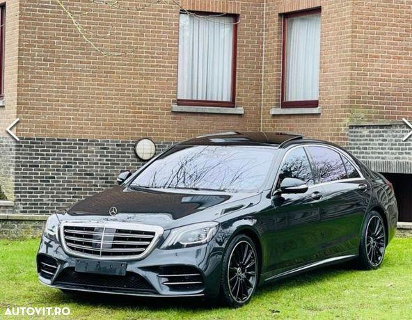 Mercedes-Benz S S klass 400 d long AMG 4matic airmatic full