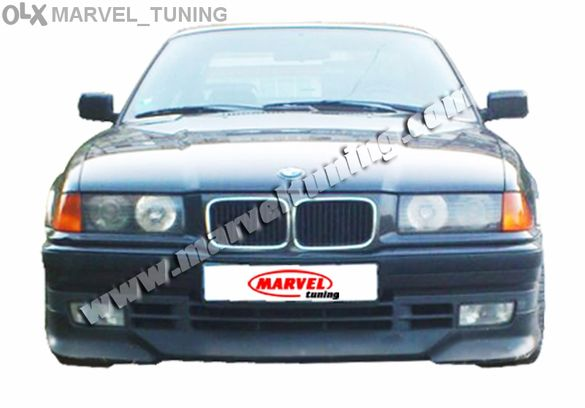 тунинг добавка за предна броня за БМВ Е36 / BMW E36 №020237