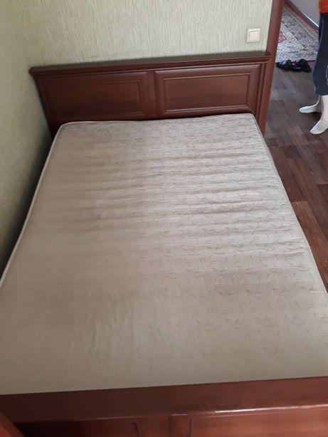Двухспальные кровать