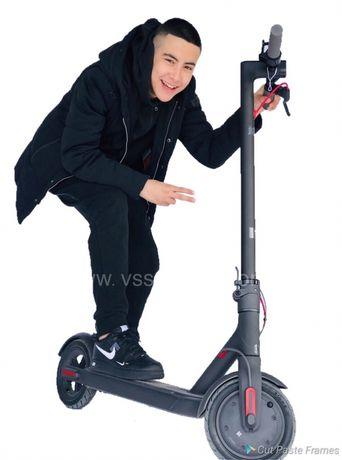 SMARTRIDER Electric scooter (black) Електрически скутер