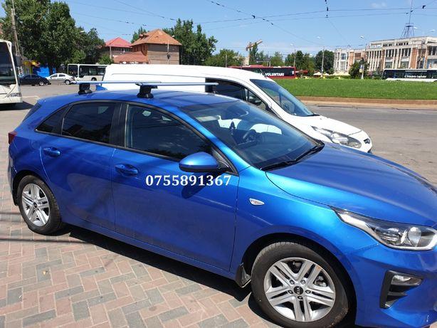 Bare Portbagaj Opel Astra H / Zafira / Renault Megane 2 / ALUMINIU