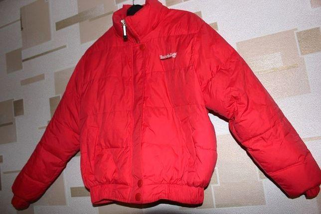 Куртка пуховик бомбер Timberland