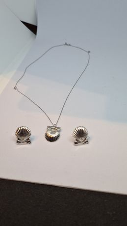 Set Cartier cercei+ pandant aur diamante chopard bvlgari cleef graaf