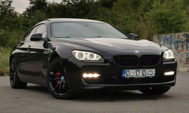 BMW Seria 640xdrive GranCoupe,Facelift,4butoane,Led,Panoramic,variante