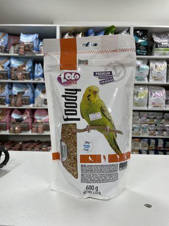Lolo pets корм для волнистых попугаев