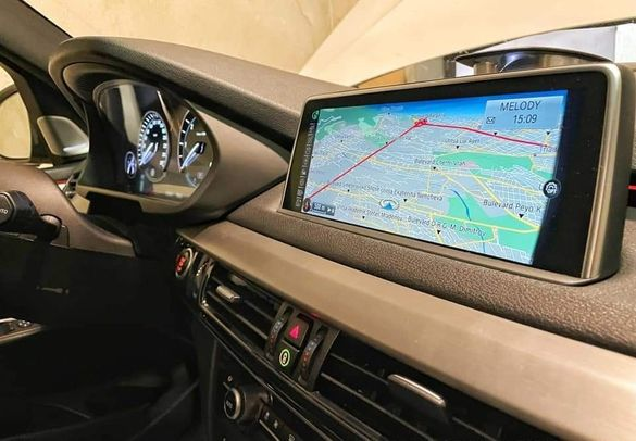 Ъпдейт на навигационни карти БМВ, BMW CIC, NBT, NBT EVO