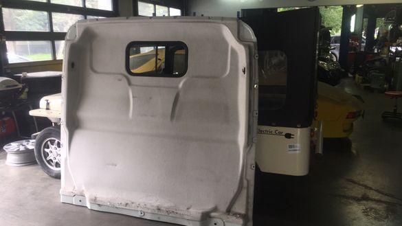 Преградна стена за бус Fiat Ducato / Citroen Jumper / Peugeot Boxer