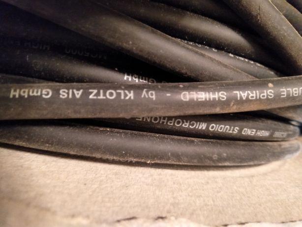 Продам аудио-видео кабель 2х0.5мм клотц