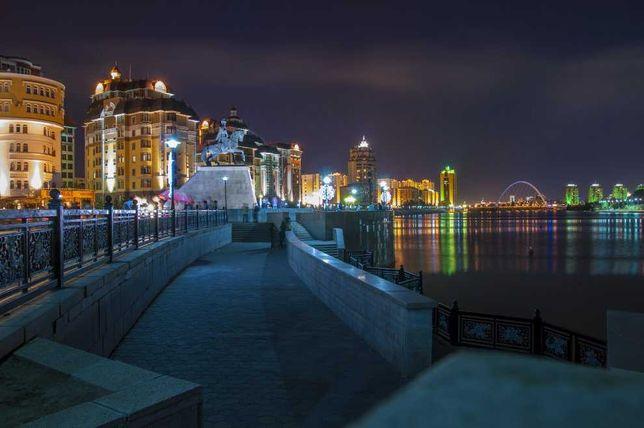 СаМаЯ ДеШеВаЯ 3-ком квартира на НаБеРеЖноЙ в ЖК (Алтын Орда)
