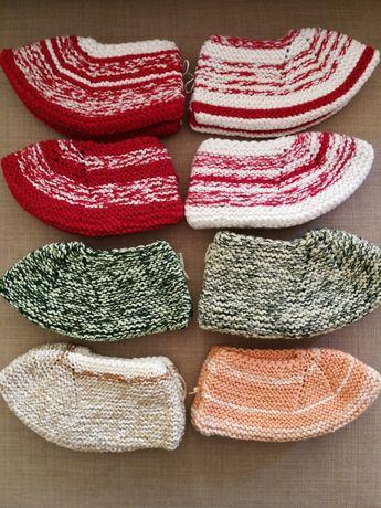 Терлици ръчно плетени
