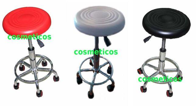 Scaun tehnician | Scaun rotund mobil | Scaun rotativ