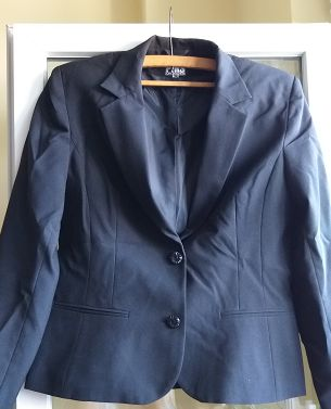 Черно сако - размер 44