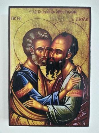 Икона на Свети Свети Петър и Павел icona Sveti Sveti Petar i Pavel