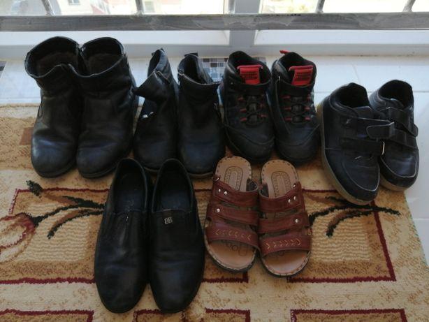 Отдам даром обувь детские