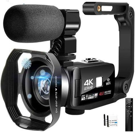 Camera Video 4K 48MB [noua]