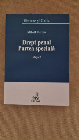 Drept penal. Partea specială. Ed 3.  M. Udroiu