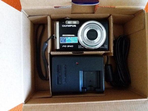 Цифров фотоапарат Olympus FE 340