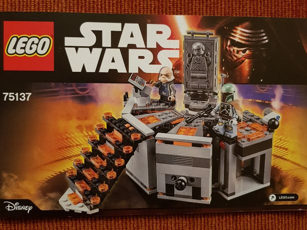 Lego Star Wars 75137 Carbon Freezing Chamber, fără figurine