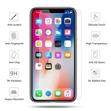 Стъклен протектор за Iphone Айфон 12,11pro,XR,10,XS Max,8,7 plus,6s,se