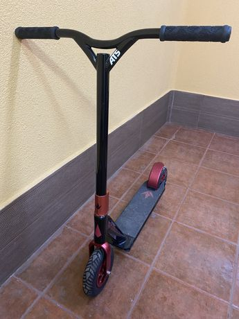 Blunt ATS Dirt Scooter Black/Red