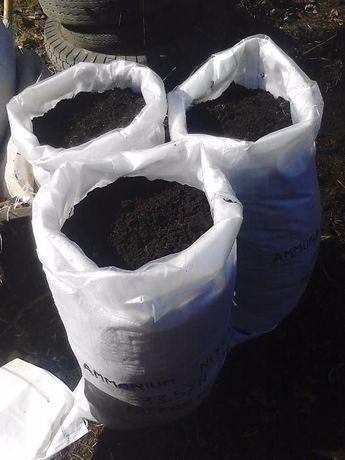 Pamant negru, din gunoi de grajd