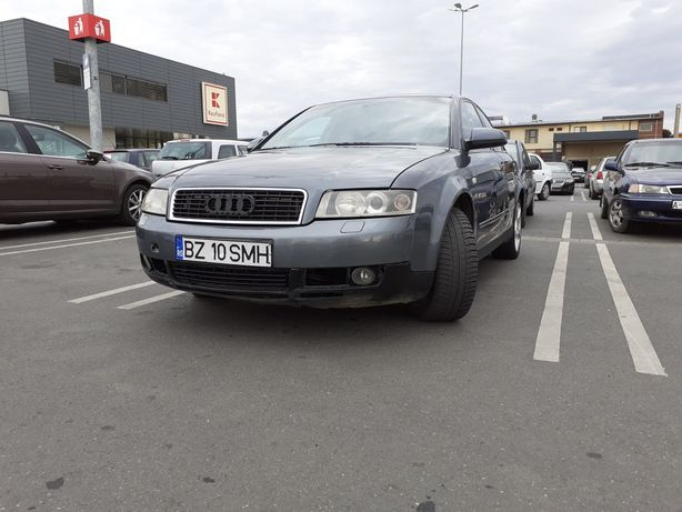 Audi A4 B6 1.8 Turbo cu instalatie GPL