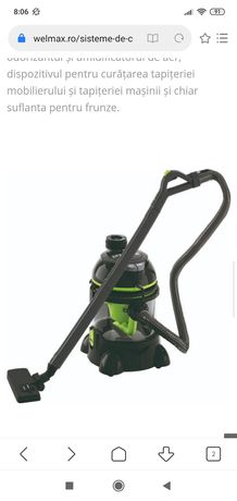 Aspirator profesional Turbo Power Cleaner