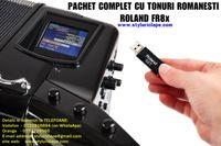 PACHET COMPLET NOU 2020 cu tonuri pentru Roland FR8x / F7x