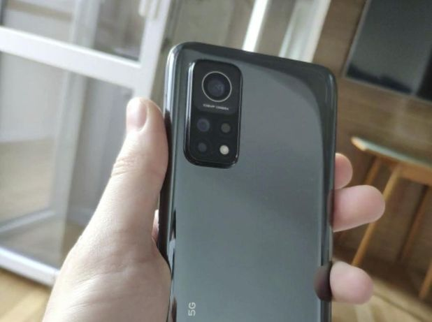 MI 10T PRO 8/256 (5G поддержка)