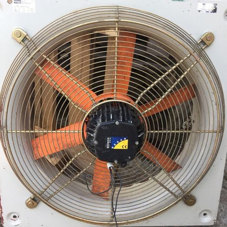 Ventilator industrial Siemens