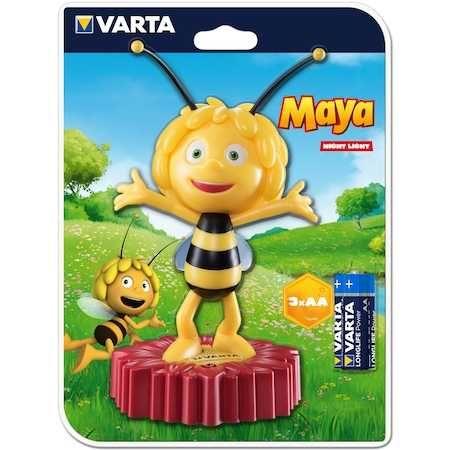 Lampa LED de veghe Varta Maya The Bee Night Light