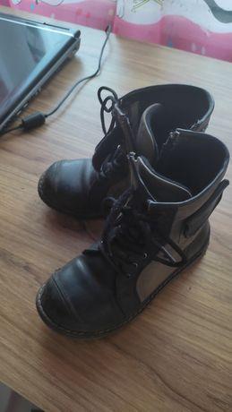 Продам кожаные ботинки  tiflany 29р