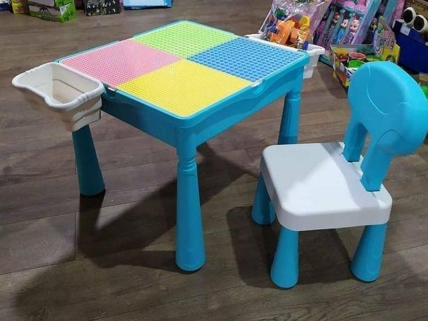 Лего стол для детей + стульчик