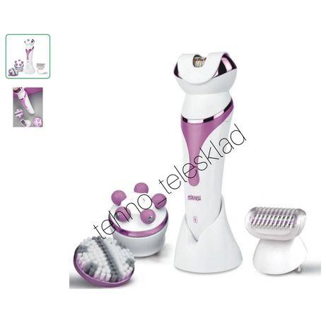 Эпилятор 4 в 1 DSP 80012 Эпилятор женский для тела + Точилка для ног +