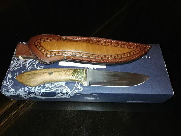 Ръчно изработен ловен нож–EGO knives