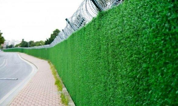 Декоративна оградна мрежа