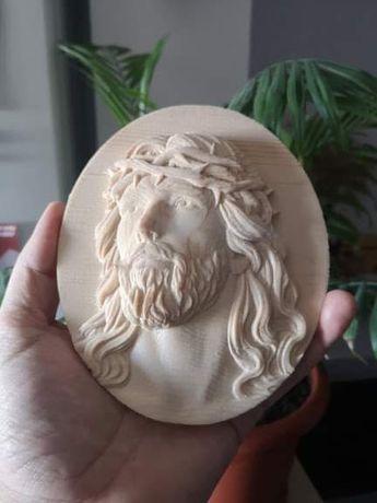 Sculptura in lemn  Isus