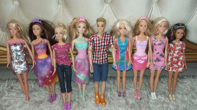Papusi Barbie + Ken