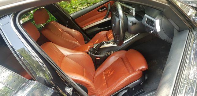 Dezmembrez bmw e91 facelift 320d 177cp manual n47d20c m pachet