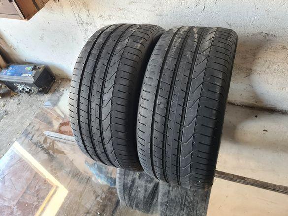 2 бр. летни гуми 275/35/20 Pirelli MO DOT 0617 4,5 mm