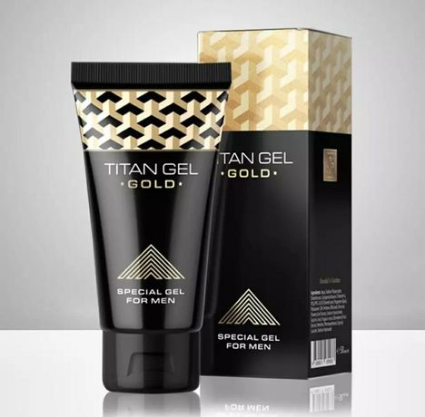 Titan Gel Gold ORIGINAL! Oferta!! Made in Rusia