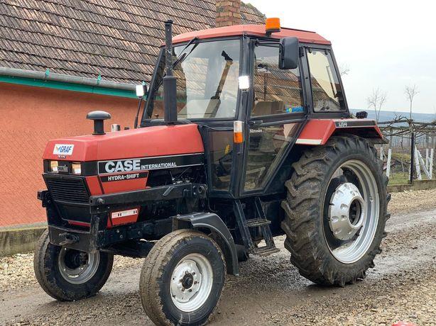 Tractor case international 1394 motor in 4 cu turbo