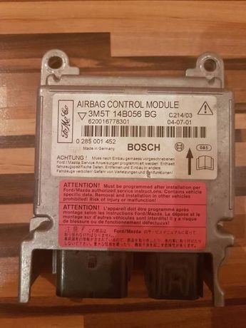 Calculator airbeg ford c max