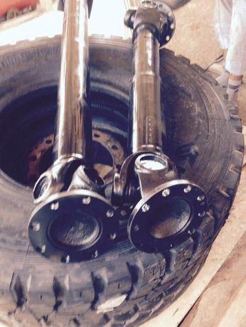 Vand Cardan Raba AB 10 gauri flansa de 180 mm 1000 ron