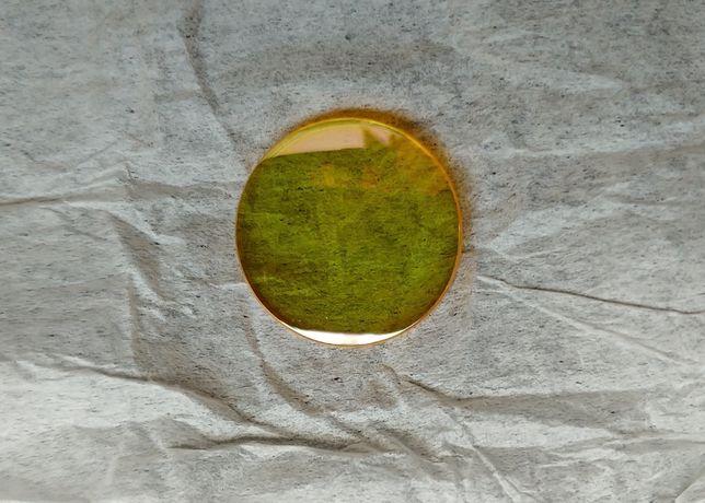 Lentila focalizare laser CO2, diam 18mm distanta focala 38.1 mm